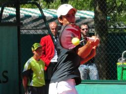 P2h Roland Garros 2009 CD GP 31-05-09 (photo Dr Rush)