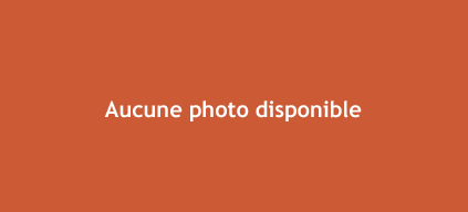Pas de photo disponible